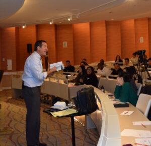 Mark J Kohler Presenting